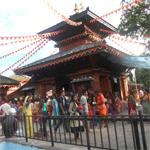 Bol Bom Festival in Pokhara