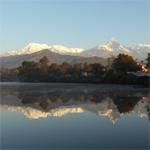 Lake Fewa in Early Winter
