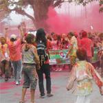 Celebrating 11th Fewa  New Year  Festival