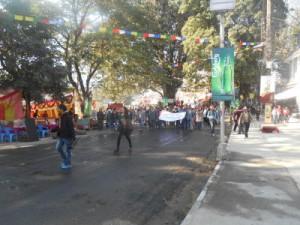Street Festival in Pokhara