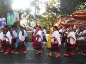 Street festival in Pokhara3